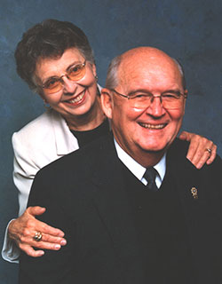 Dwaine and Carole Petersen