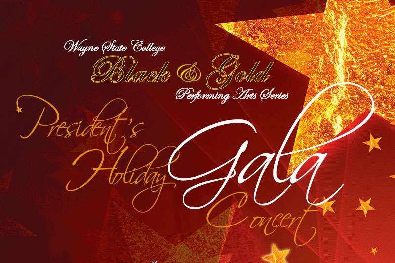 President's Holiday Gala
