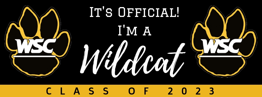 It's official! I'm a Wildcat | Class of 2023