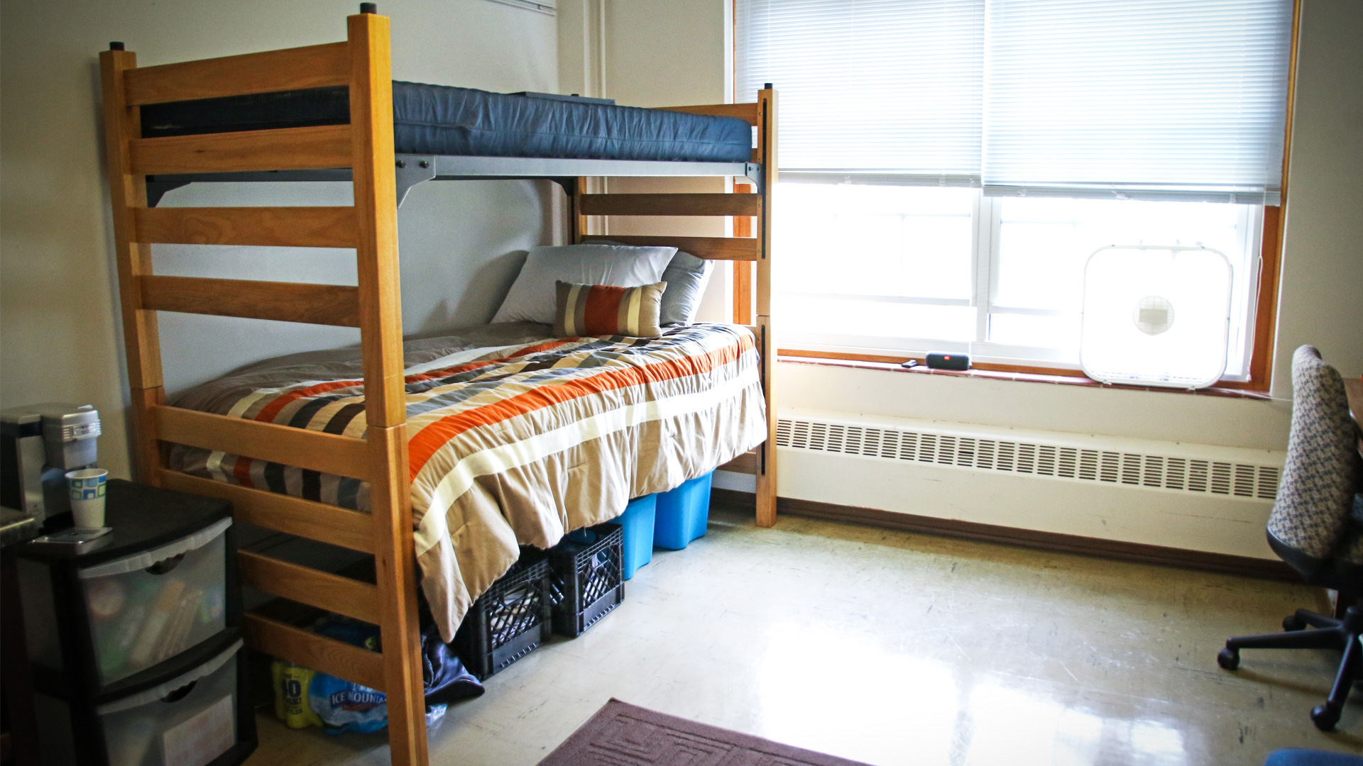 Anderson Hall Student Room