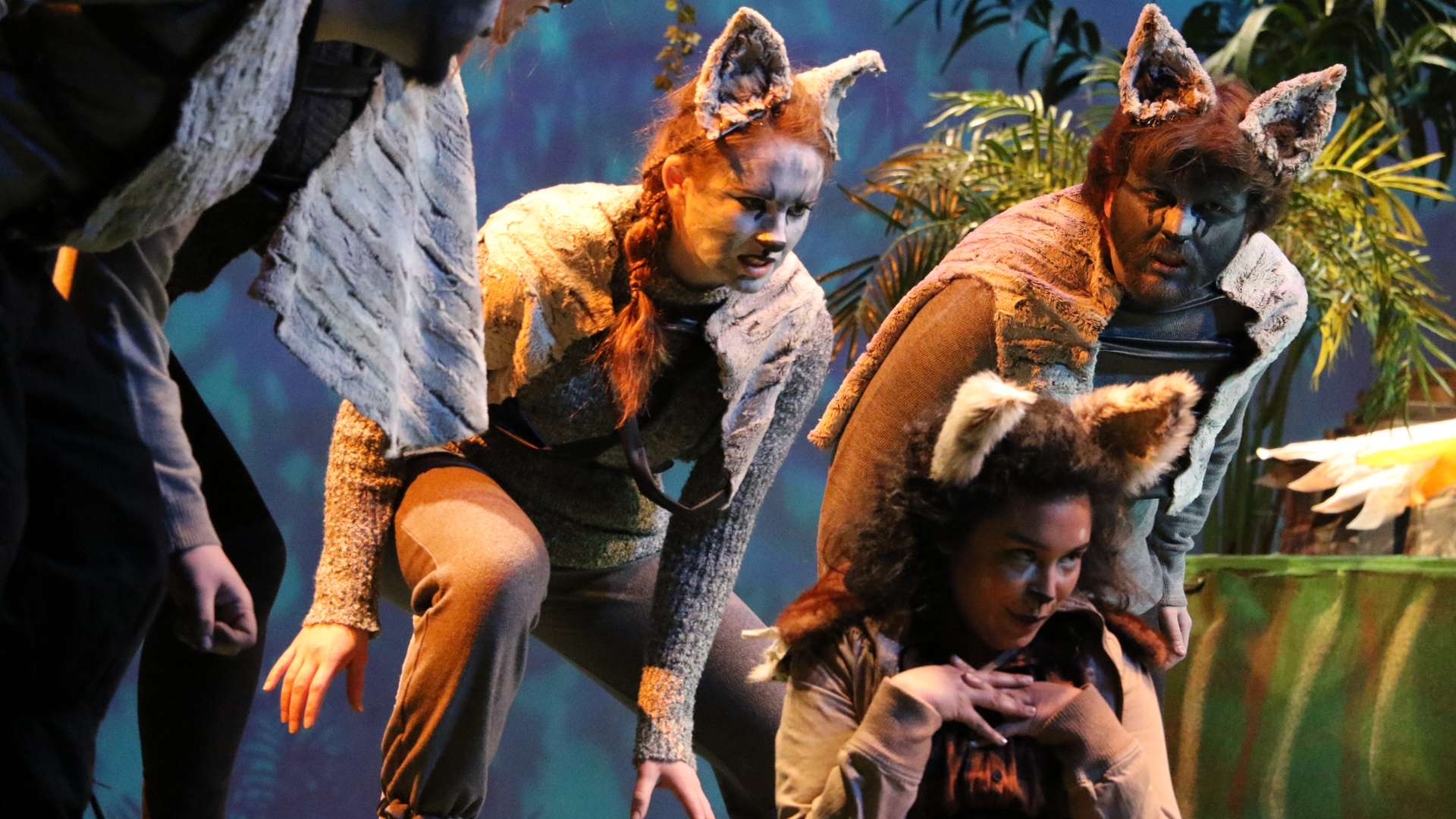 The Jungle Book performance at WSC