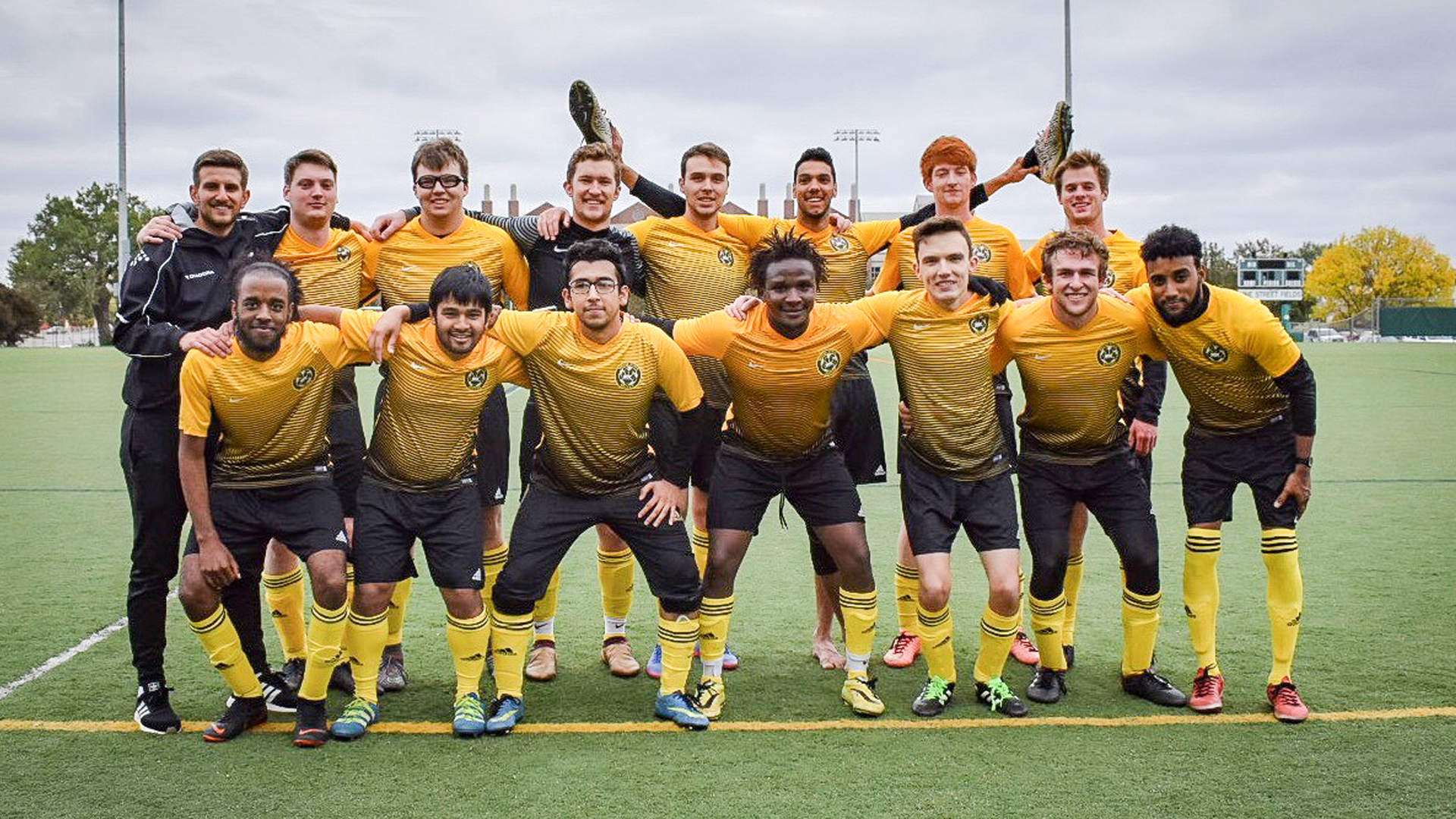 Men's Soccer Club 2018