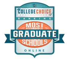 Most Affordable Online Graduate School, 2018 - College Choice