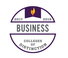 Colleges of Distinction 2017-18