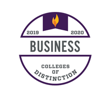 Colleges of Distinction for Business 2019-20