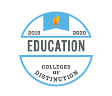 Colleges of Distinction for Education 2019-20
