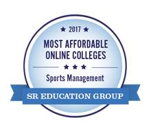 Most Affordable Online Colleges for Sport Management, 2017 - SR Education Group