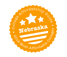 Most Affordable College in Nebraska, 2018