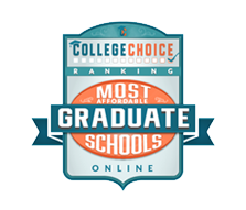 Most Affordable Online Graduate School, 2018 - College Choice. Cheapest online graduate school. Most affordable masters degrees award.