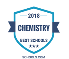 Best College for Chemistry, 2018 - Schools.com