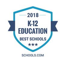 Best College for K-12 Education, 2018