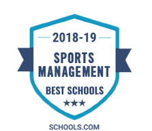 Best College for Sport Management, 2018-19 - Schools.com