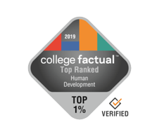 Top Ranked Human Development and Family Studies College, 2019