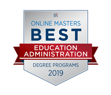 Best Master's of Educational Administration Online 2019 - OnlineMasters.com. Top educational administration masters program.