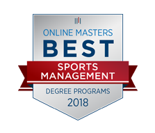 Best Online Master's Sports Management 2018 - OnlineMasters.com