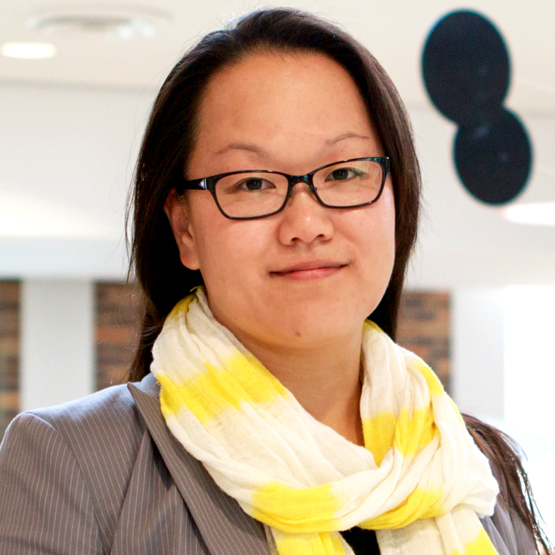 Yasuko Taoka, Ph.D. - Dean of Arts and Humanities