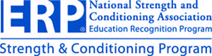 National Strength and Conditioning Association - Education Recognition Program