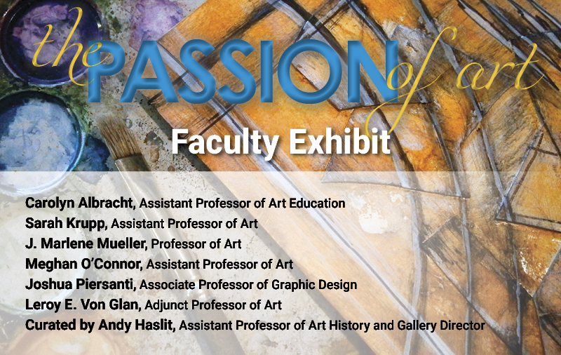 WSC Faculty Art Exhibit