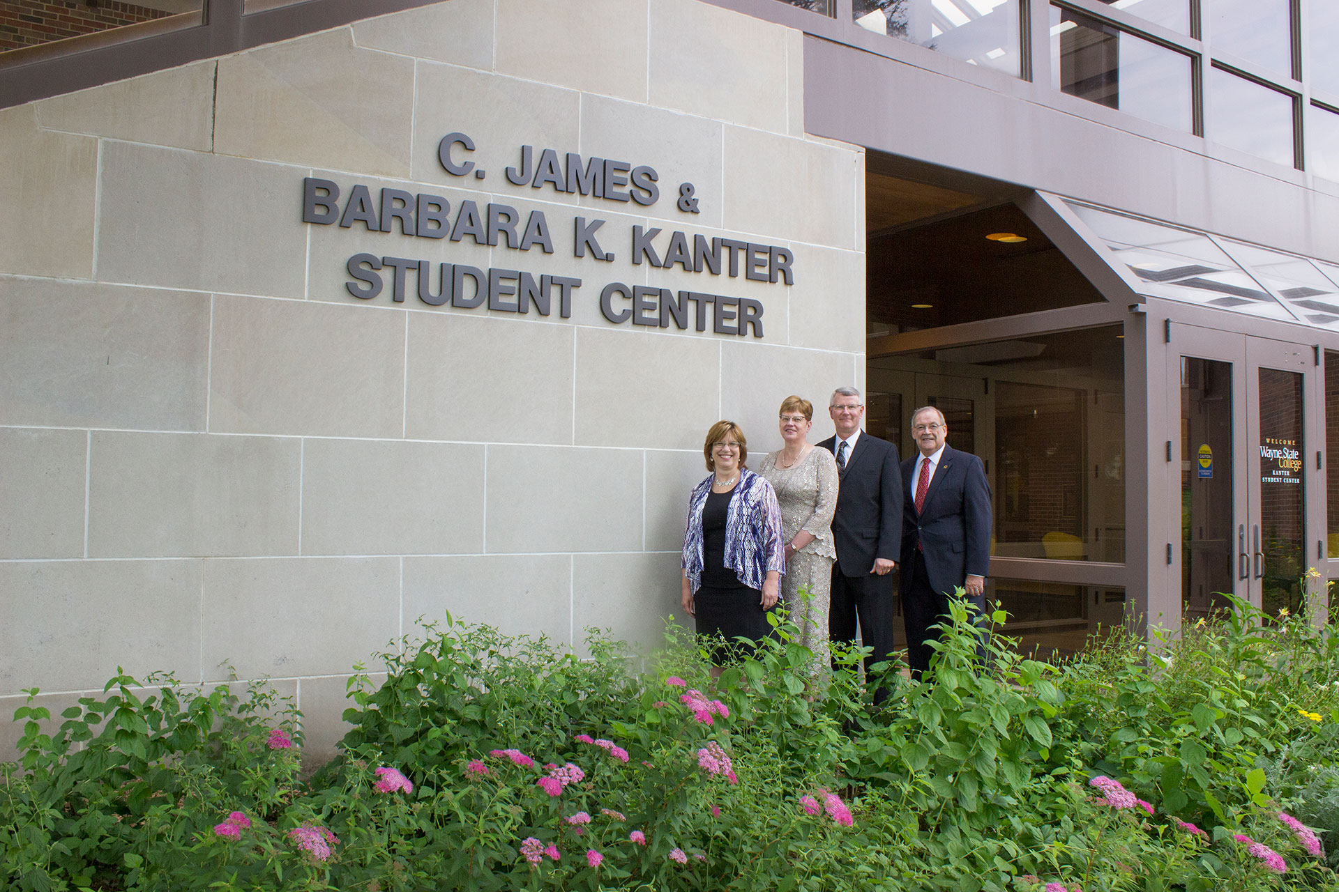 C. James & Barbara K. Kanter Student Center