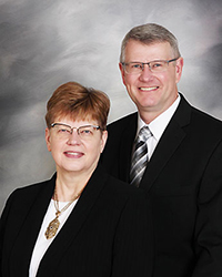 Jim and Barb Kanter