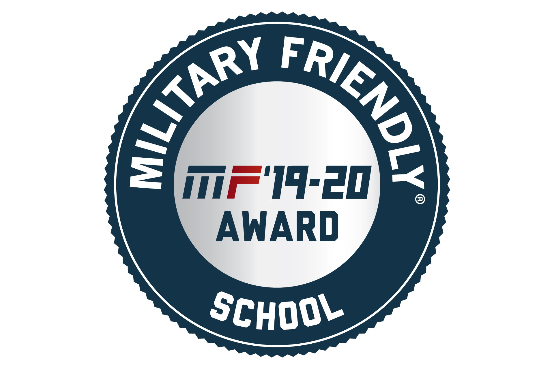 Military Friendly School 2019-20