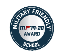 Military Friendly School, 2019-20
