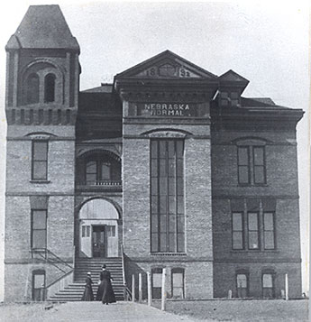 Nebraska Normal School