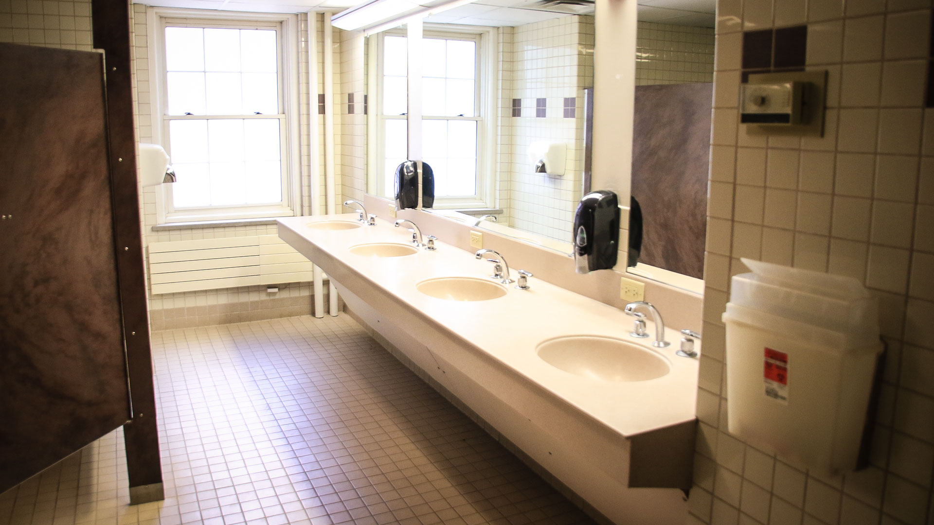Terrace Hall - Restroom Facilities