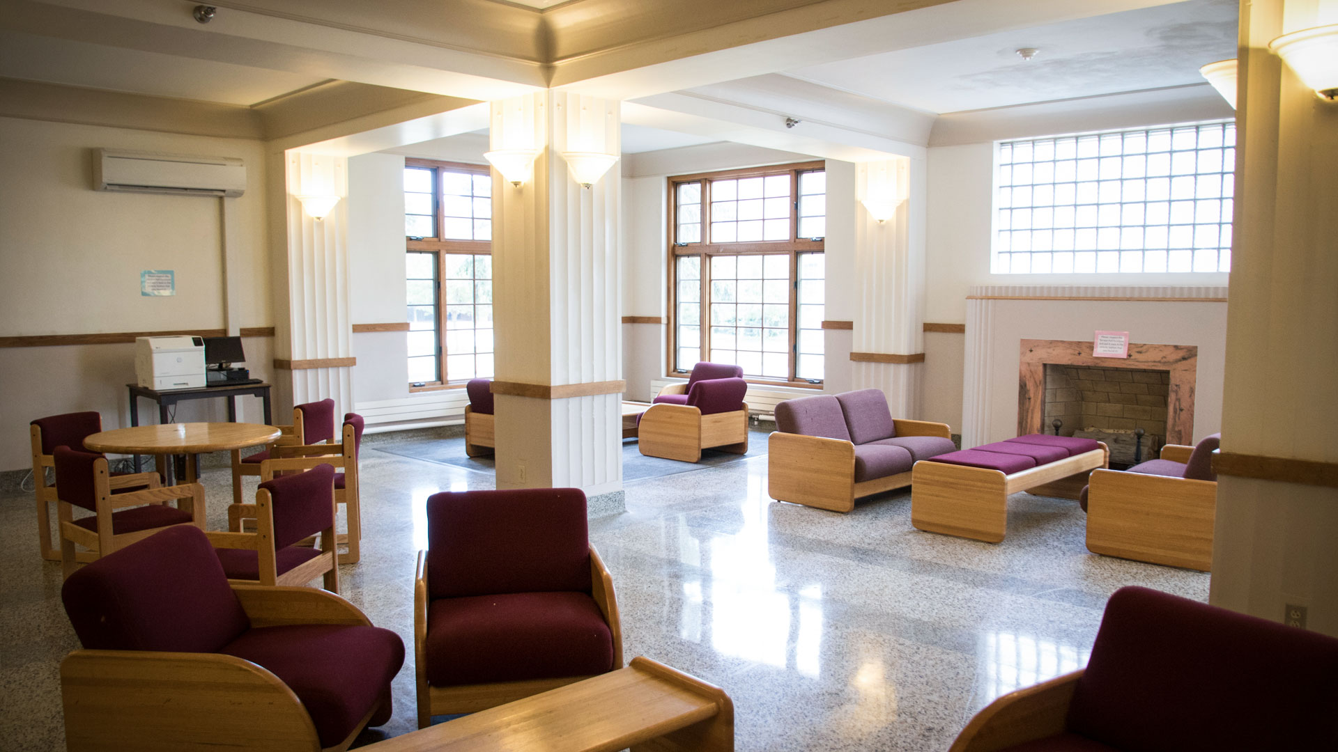 Terrace Hall - Commons / Lounge Room