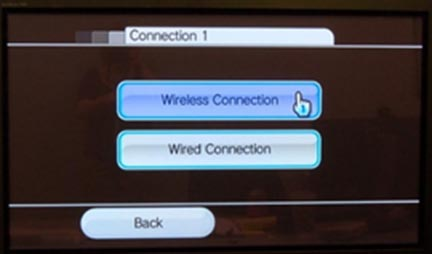 Wii connection settings no connection 2