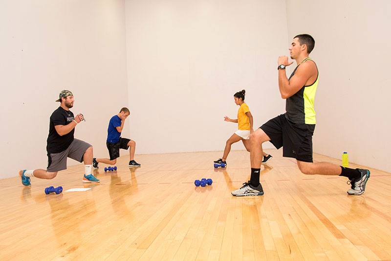 event circuit training