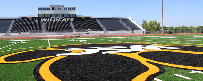 Football turf project