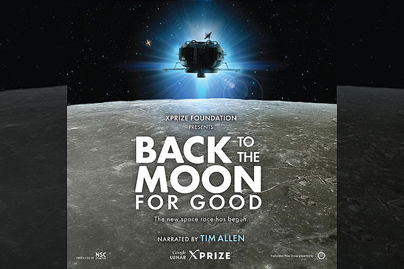 Planetarium Show - Back to the Moon for Good