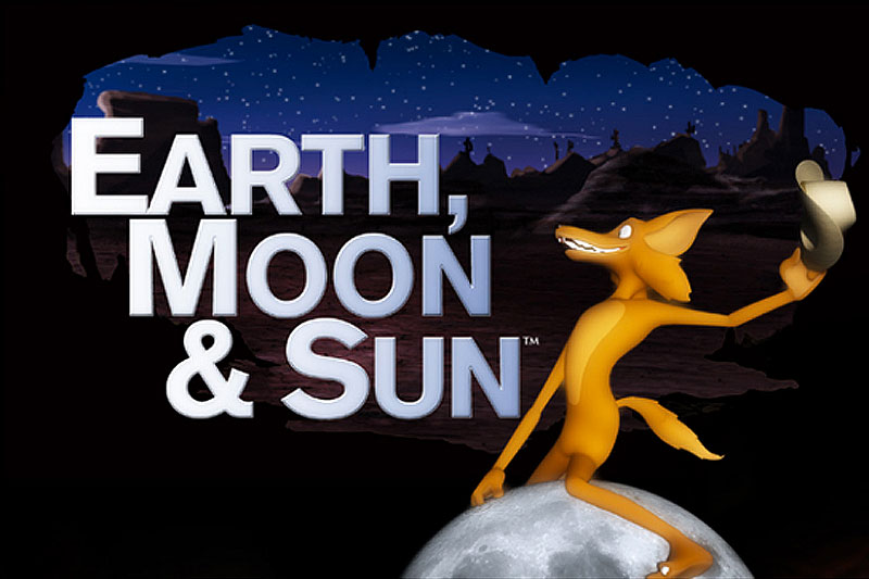 Planetarium Show - Earth, Moon, & Sun