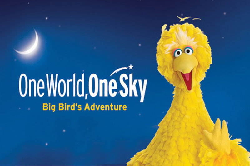 Planetarium Show - One World, One Sky