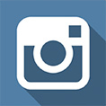 social icon homepage instagram