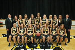 2011-12 Women's Basketball Team