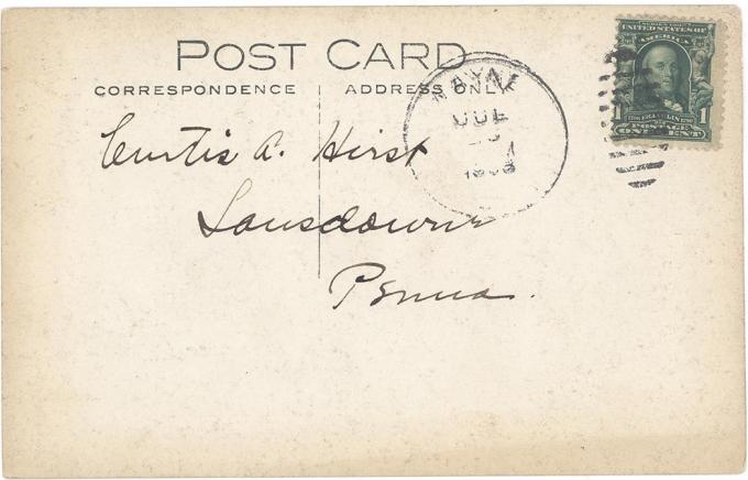 c51cab5229c1 Collection: City of Wayne Postcards   Wayne State College