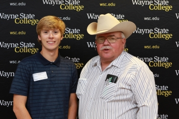 Bill Claybaugh - Claybaugh/Wayne Community Scholarship