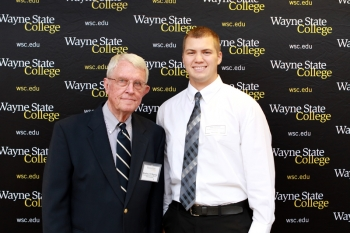 Brad Bigelow '57 - Brad Bigelow Endowed Criminal Justice Scholarship