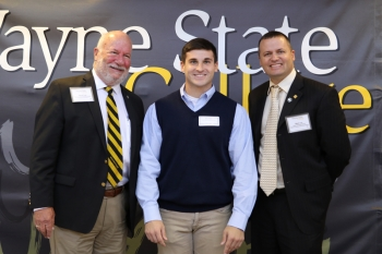 David and Matt Ley - State Nebraska Bank/Wayne Community Scholarship