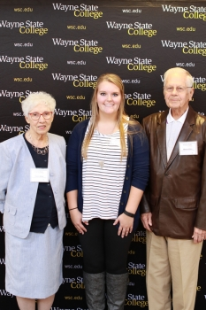 Melvin and Helen Allen - Laura Nagel Allen Endowed Scholarship