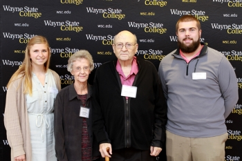 Rowan '83 and Twila '67 Wiltse - Dr. Ned Picketts & Dr. Carol Potts Medical Scholarship