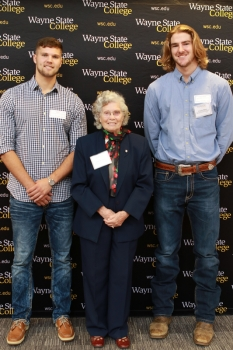 Ruth Grone '53 - Art & Lyle Grone Endowed Scholarship and Maier Endowed Science Scholarship