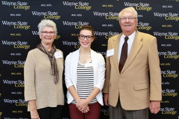 Vicki Pick and John Hoppe - Pick Six Endowed Scholarship
