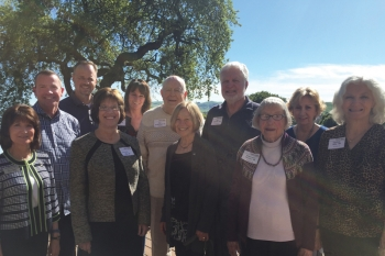 Northern California Reunion - Hosted on March 18, 2017 at the home of Mac '52 and Yvonne McManigal in Fairfield, Calif.