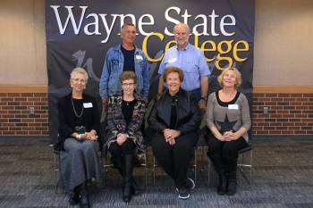 The Class of 1967 was honored for 50 years at Homecoming.