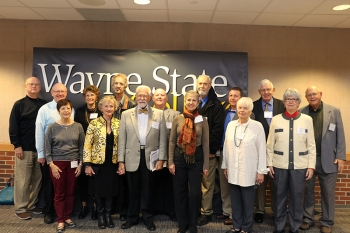 The 2017 New Trustees of the Wayne State Foundation